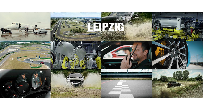 Porsche Driving Experience Leipzig: