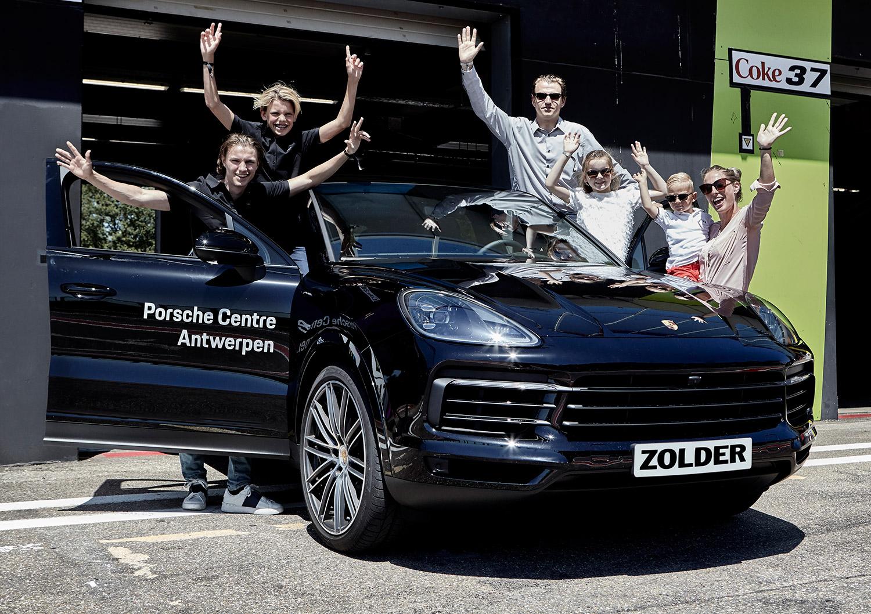 Porsche Family Day