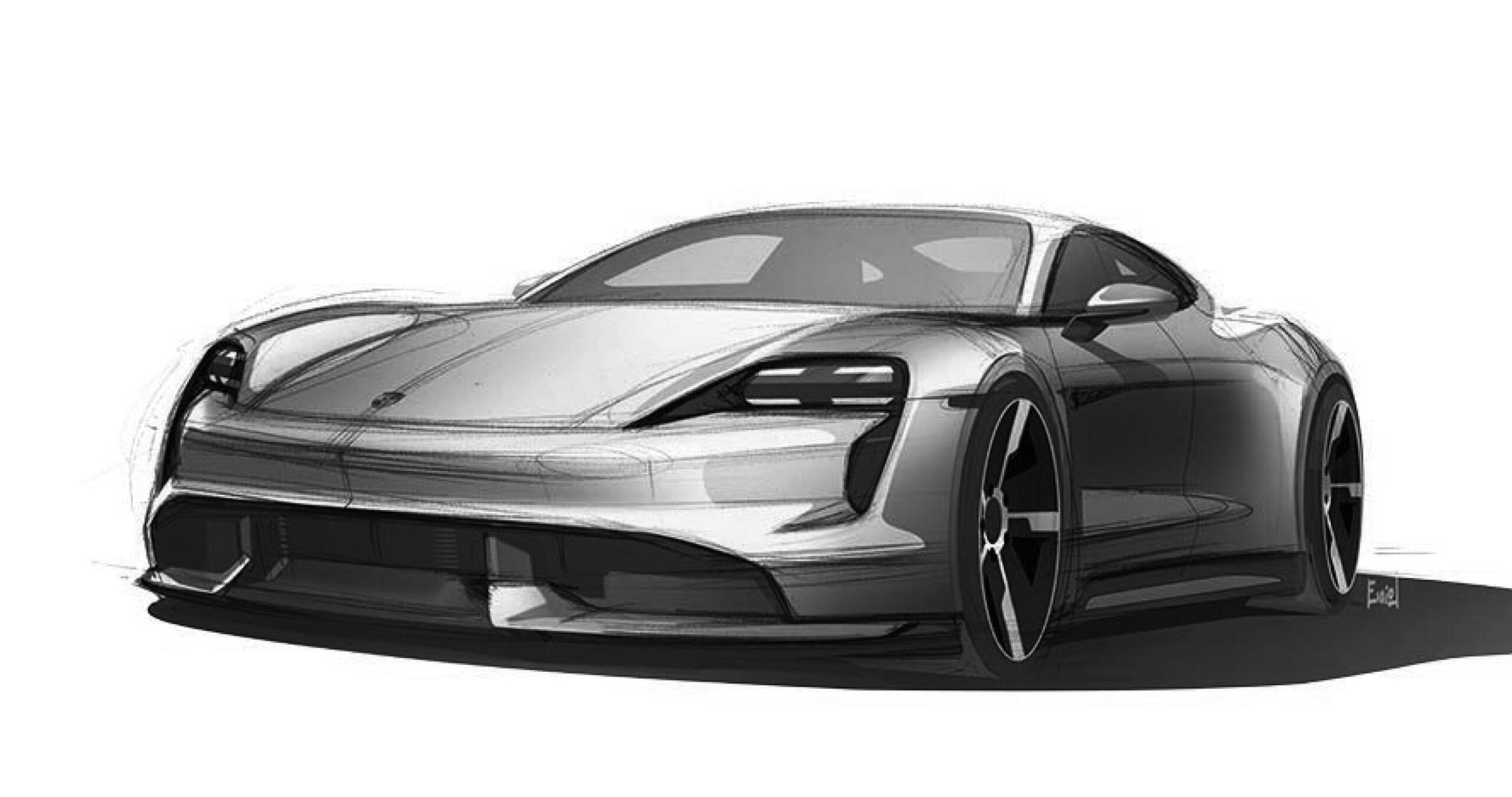 Taycan Turbo: Modeljaar 2020